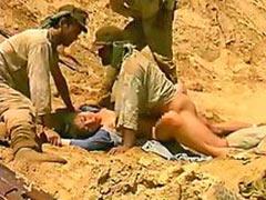 Soldiers rape prisoners