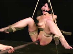 Elise Graves tied coupled with tortured