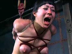 Dominatrix and Asian slut