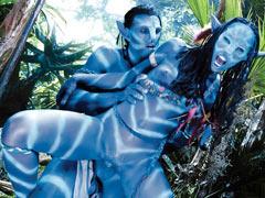 Avatar sexual scenes
