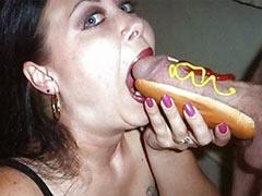 Hot cock dog