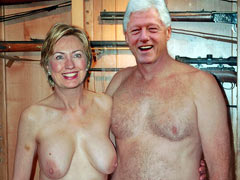 Hillary and Bill Clinton sex