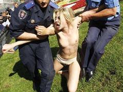 Arrested for public sex