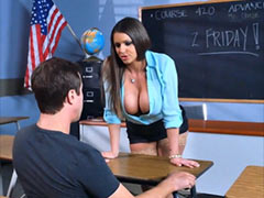 New teacher seduces student