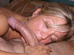 Mature and young cock