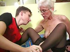 Sex with a teacher