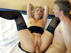 Dirty talk with mature woman