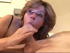 Teacher seduces a student