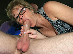 Amateur mature aunt fucked by her nephew