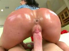 Sweaty ass mature fucked hard