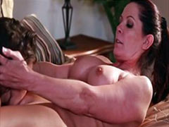 First experience with mature woman
